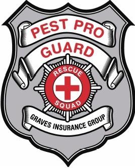 Pest Control Insurance Pro Guard Insurance Program Badge