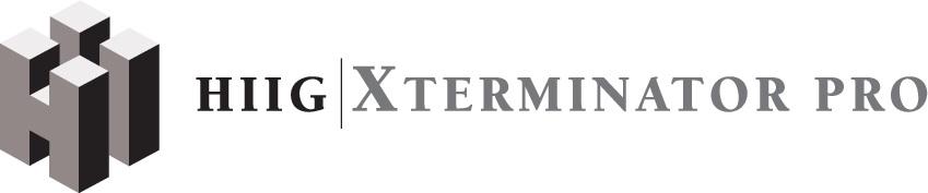 Xterminator Pro Site